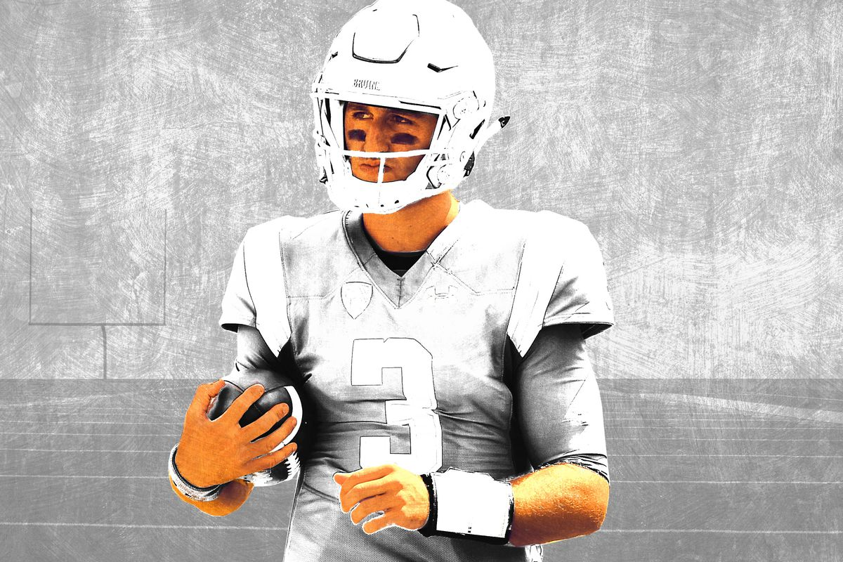 cc93f4bfbba Josh Rosen Is Every Bit the NFL-Ready Passer He s Always Been - The ...
