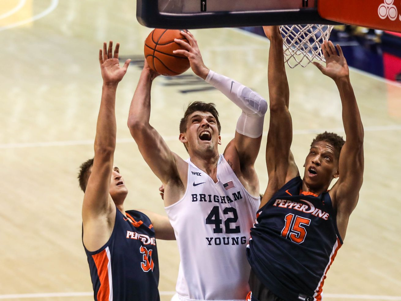 WCC semifinals set — which team will BYU face Monday night?
