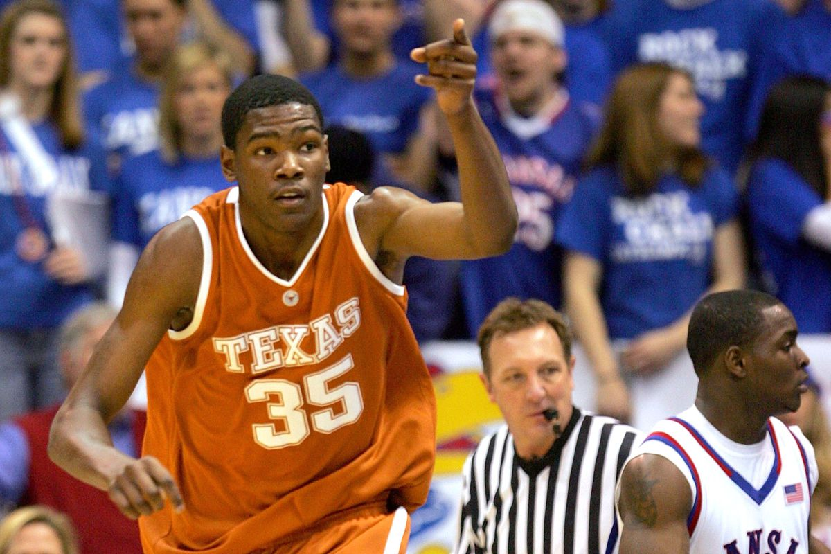 check out e9cbc 4700f How good would an NBA team of only Texas players be? - Burnt ...