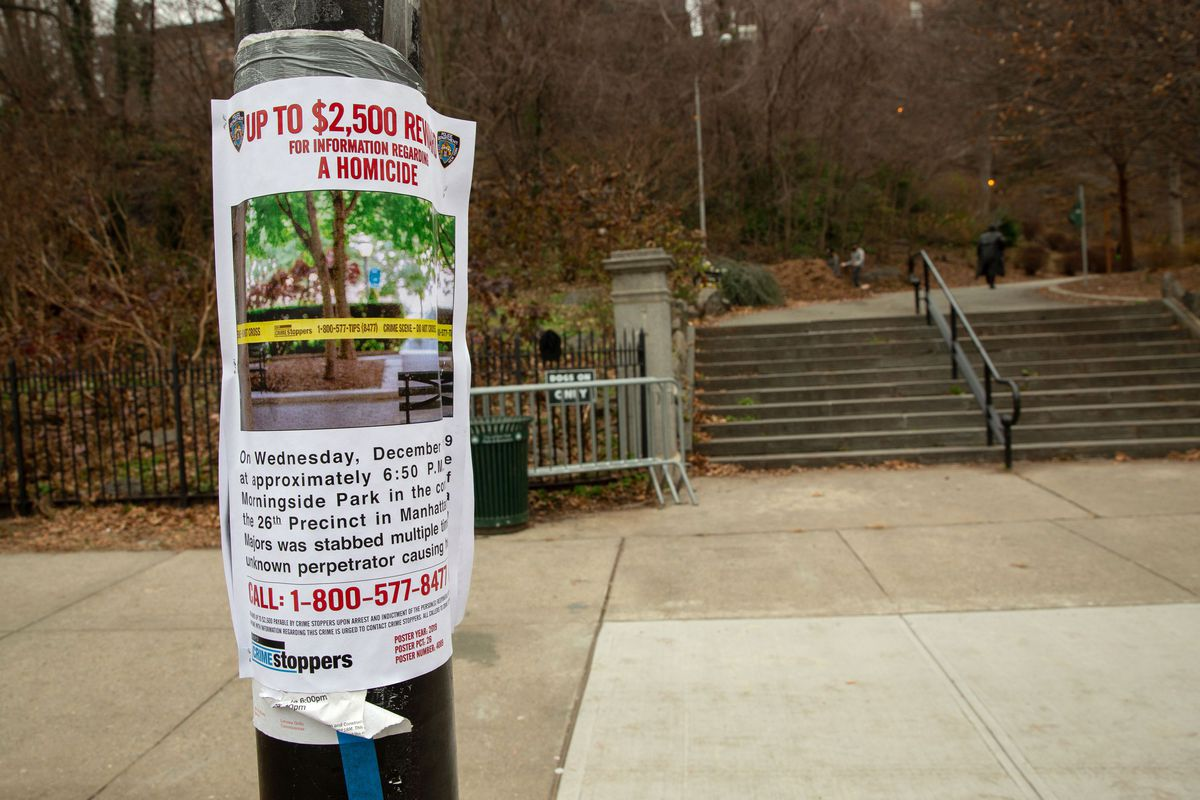Police ask for assistance in locating suspects in the killing of Tessa Majors in Morningside Park.