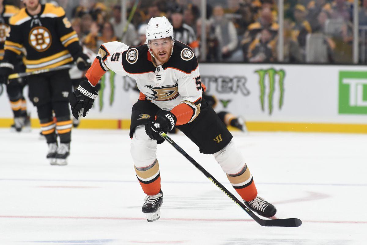 The AC Pod: Anaheim Ducks vs. Boston Bruins, Sam Steel Returns, Lineup Changes