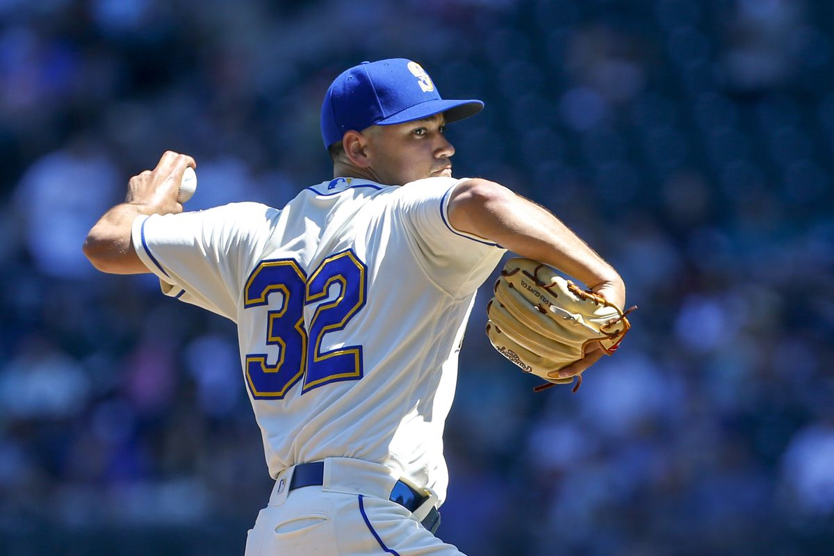 MLB: Chicago White Sox at Seattle Mariners
