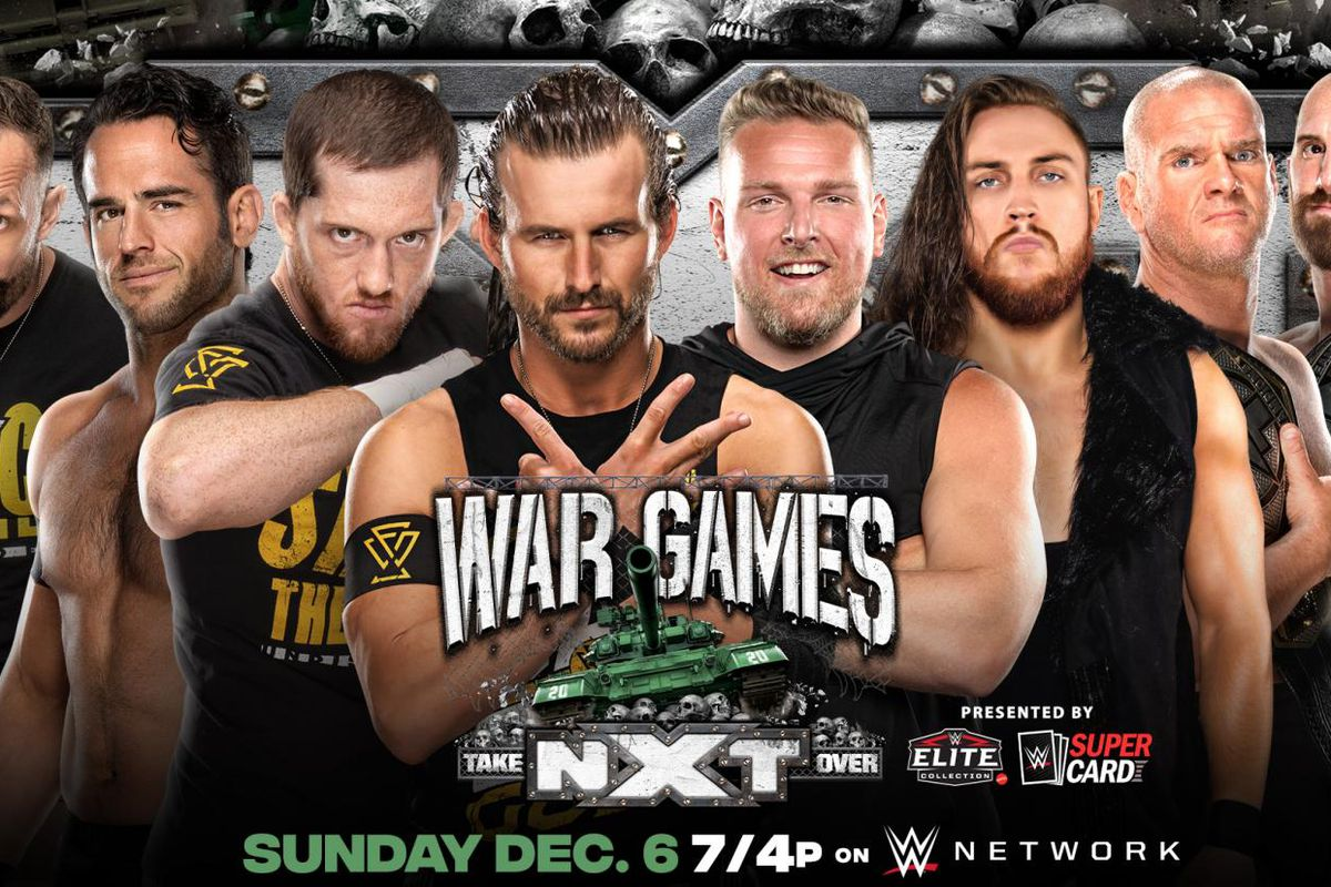 WWE NXT TakeOver: WarGames 2020 results, live streaming match coverage -  Cageside Seats