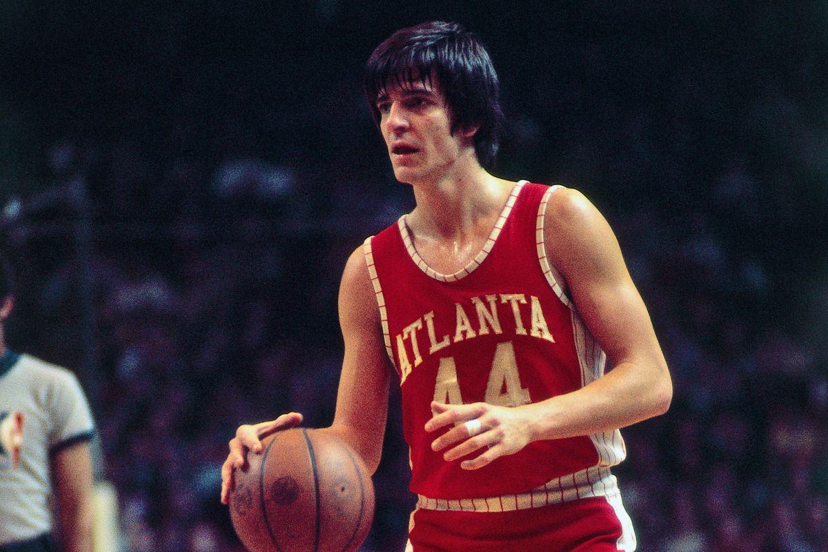 Atlanta Hawks planning to retire Pete Maravich s No 44 per