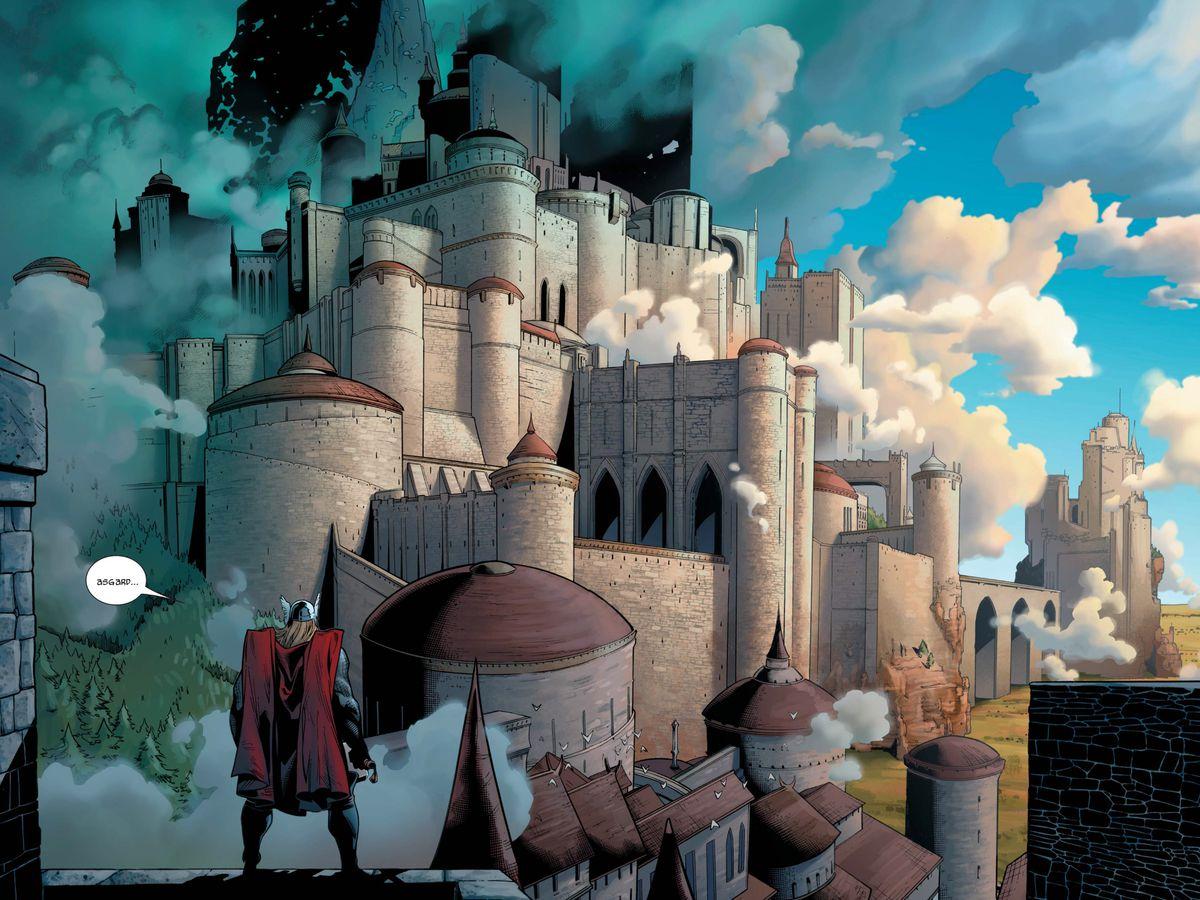 复仇者联盟:Endgame解决了Thor:Ragnarok的开放结局是对漫画的点头