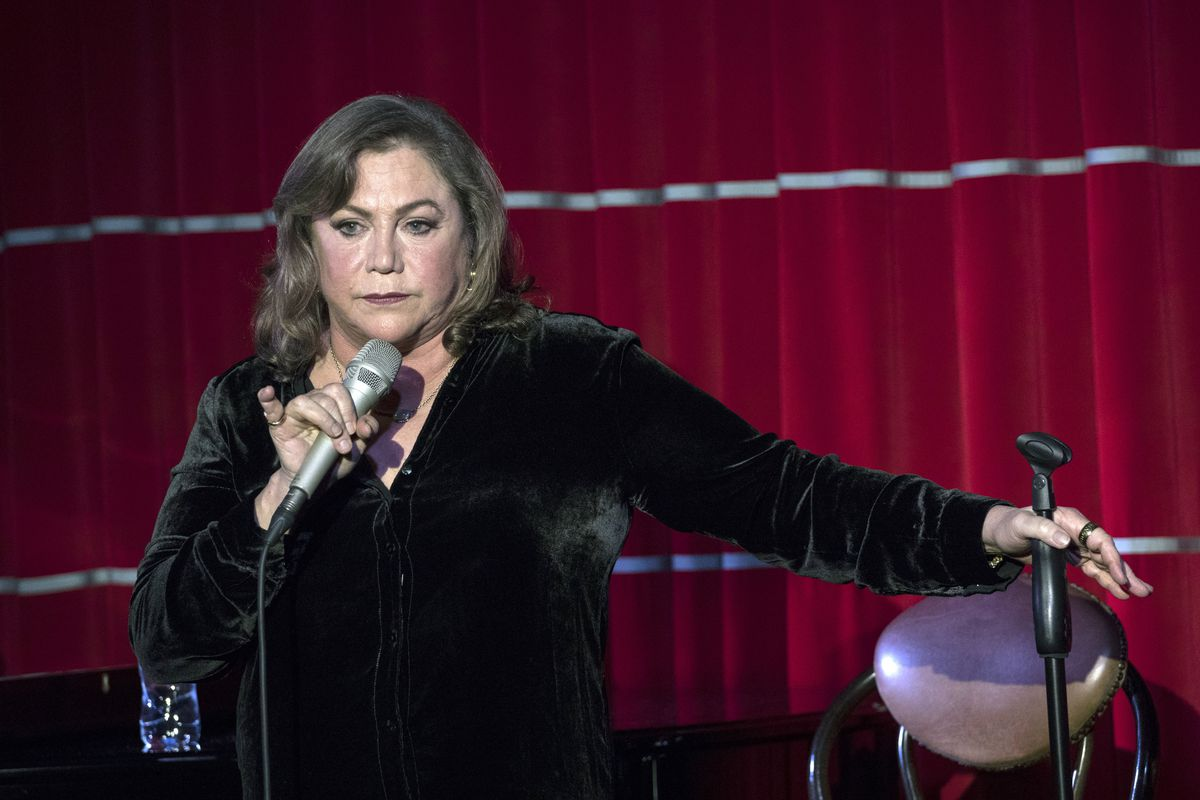 Kathleen Turner One Woman Show Preview