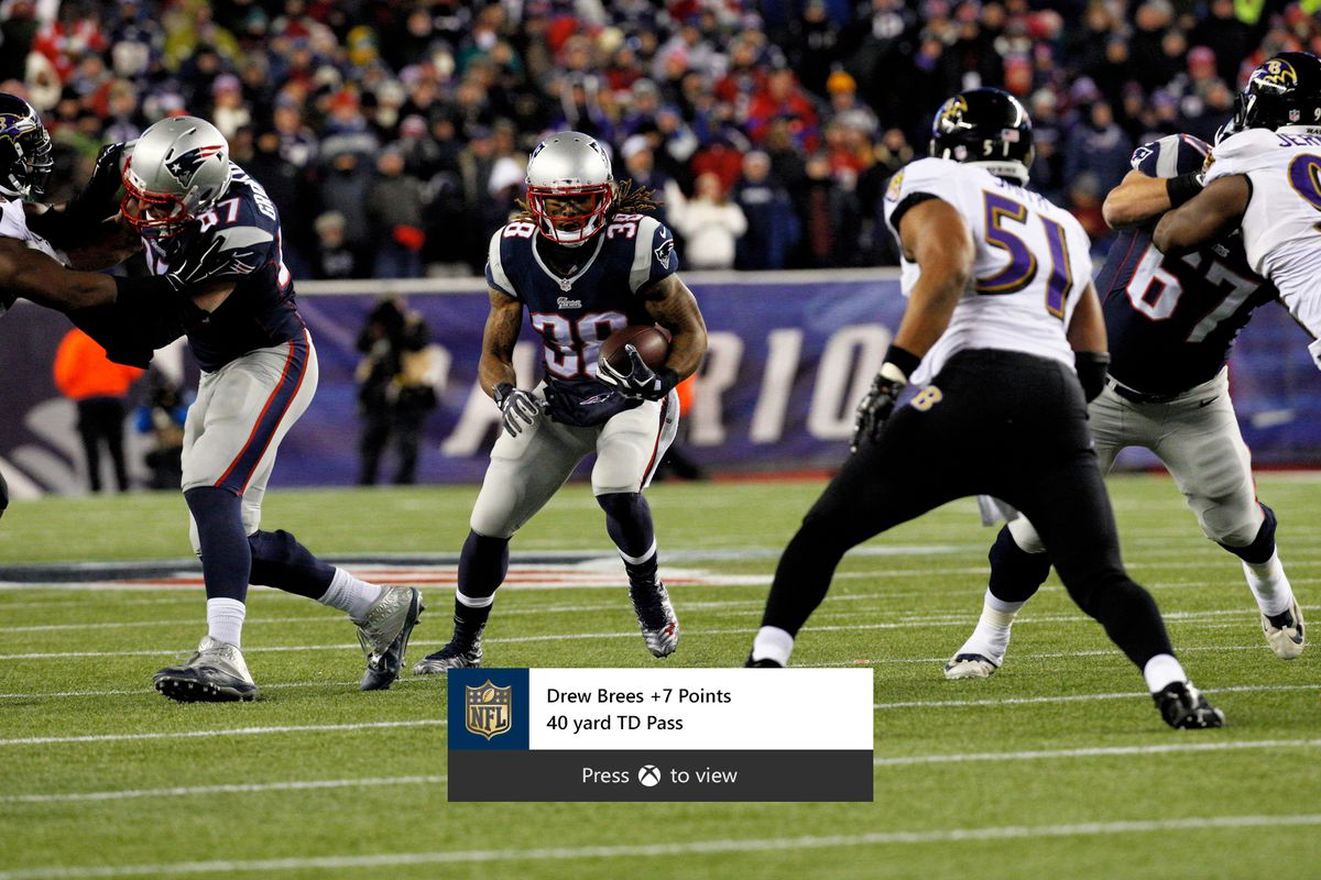 Updated NFL app coming to Xbox One and Windows 10 with