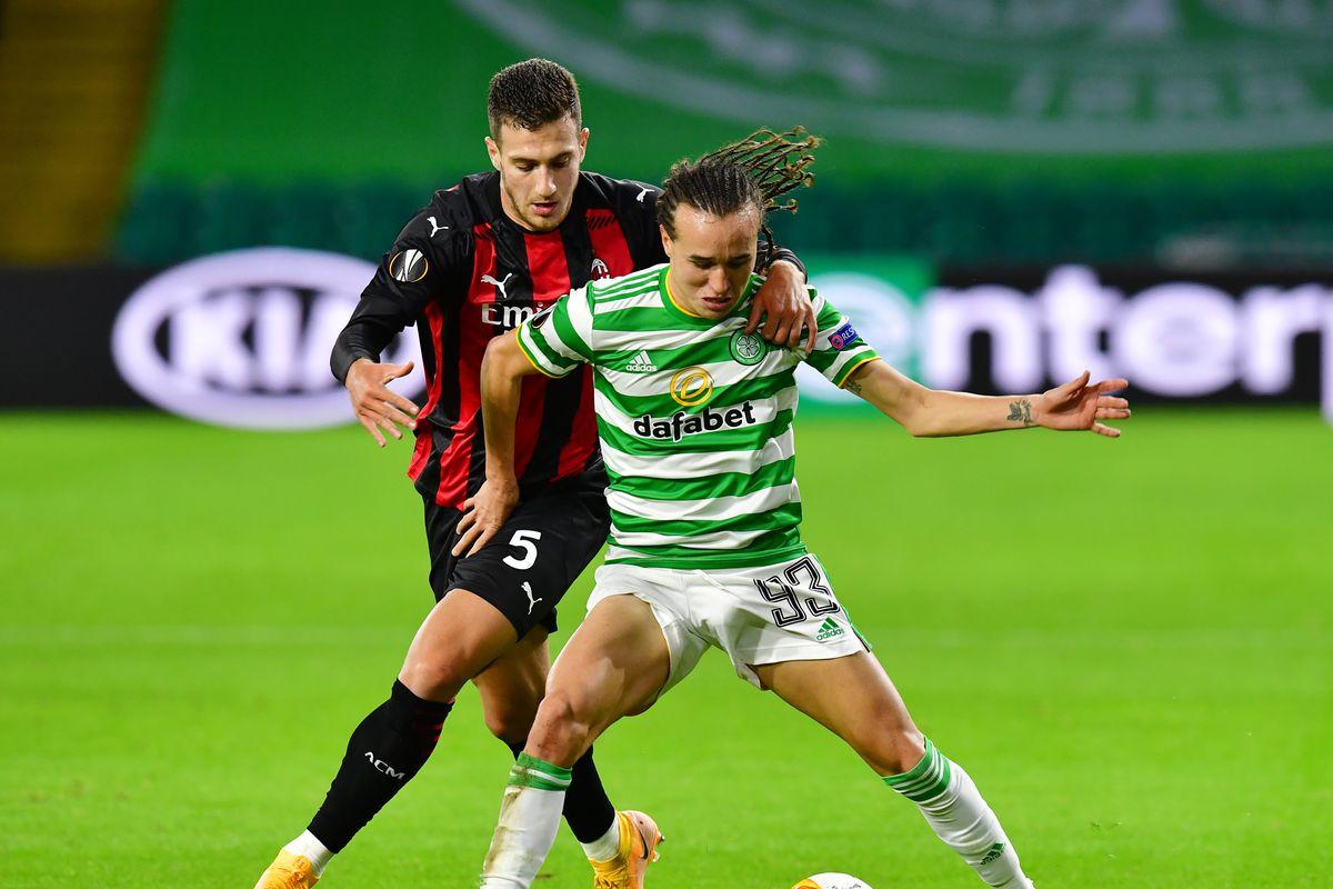 Celtic v AC Milan: Group H - UEFA Europa League