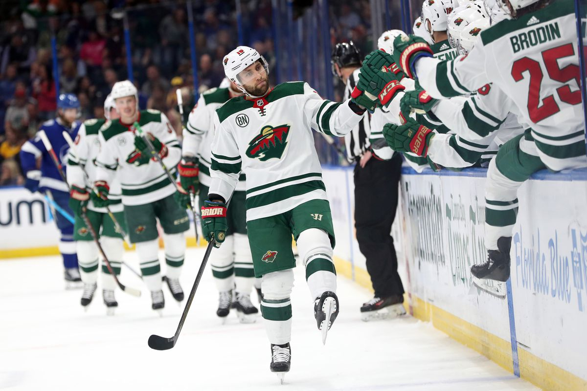 Three Things We Learned Wild Blank Tampa Bay Lightning Hockey