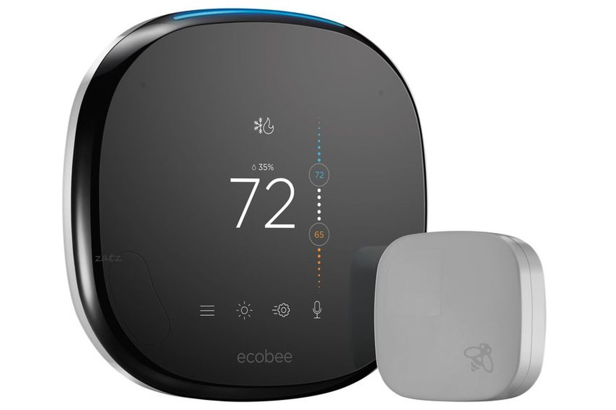 The Ecobee4 Thermostat Will Come With Integrated Alexa