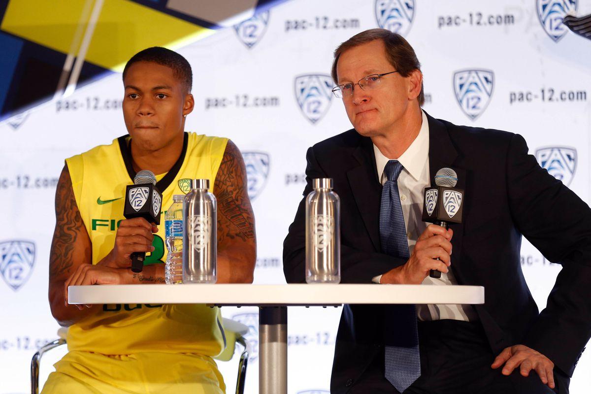 Joseph Young and Dana Altman look to lead Oregon this upcoming season