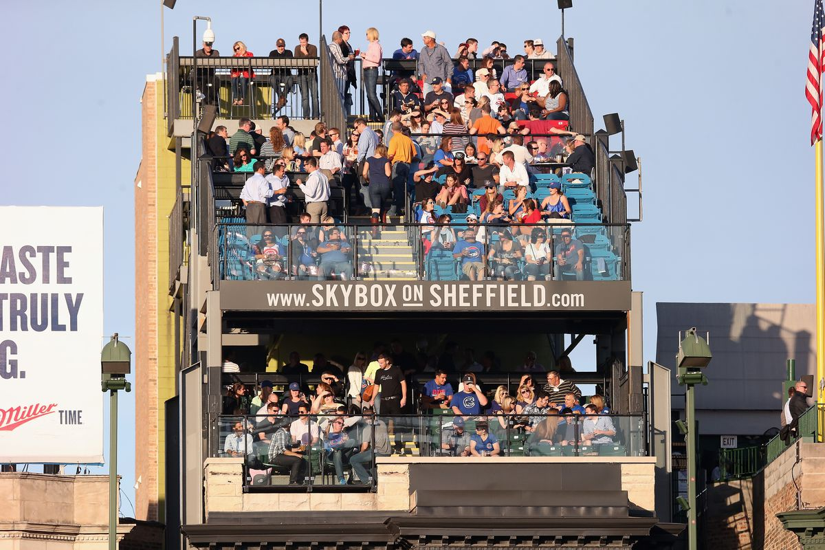 The owners of Skybox on Sheffield are one of the plaintiffs in the current lawsuit against the Cubs