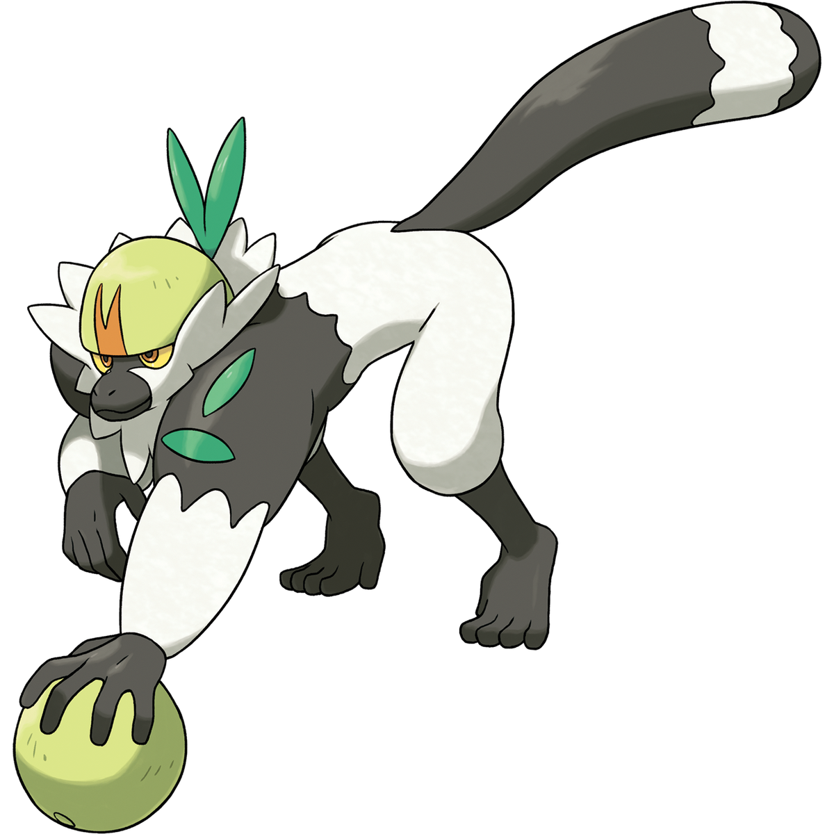 Passimian is a Pokémon Shield exclusive