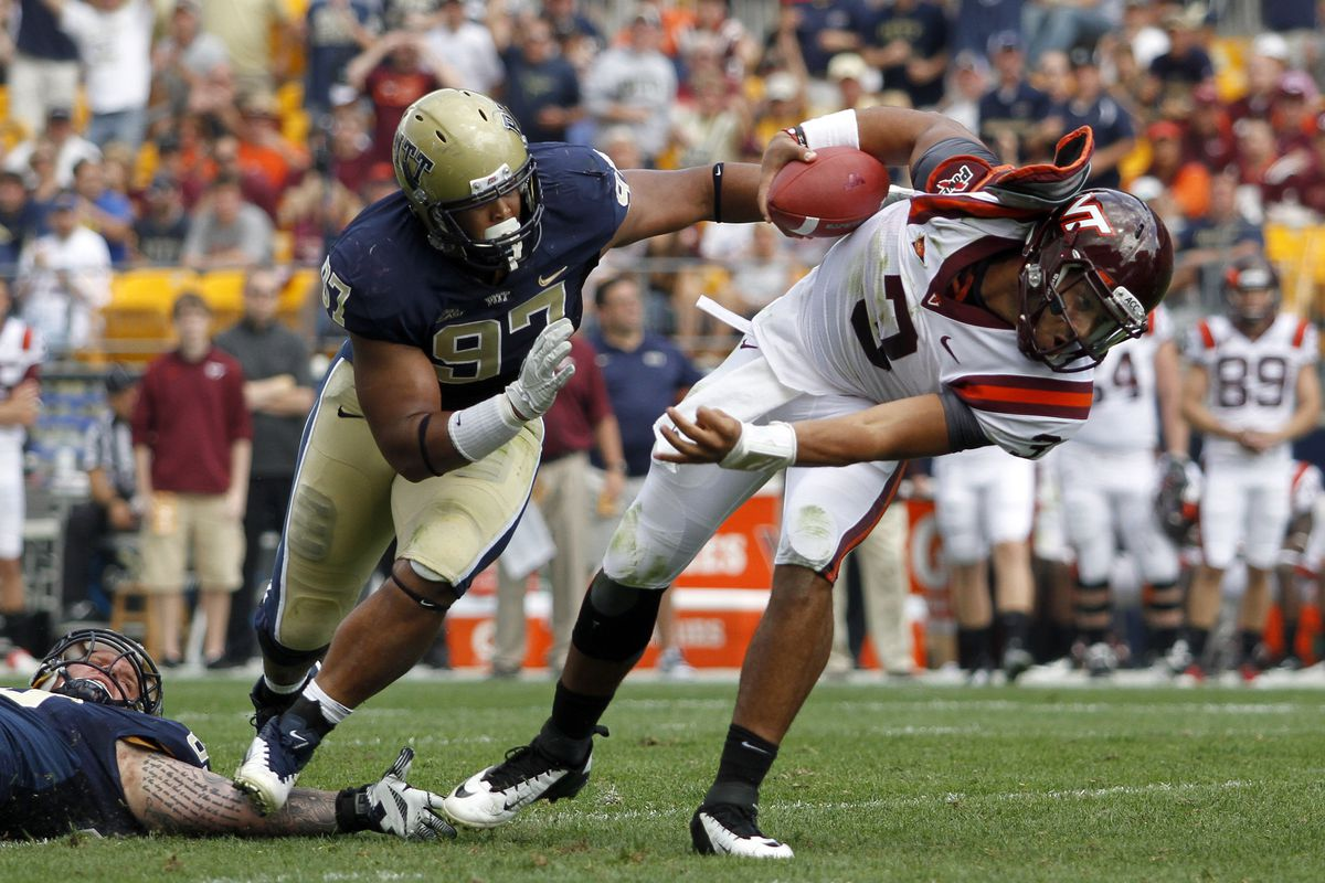Don T Worry About Aaron Donald S Height Judge Him On His Athleticism Behind The Steel Curtain