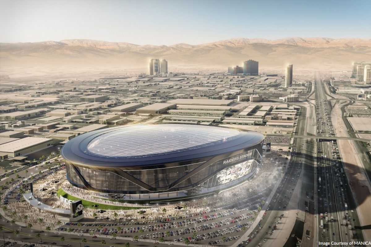 Fallout New Vegas 2020 Report: Raiders Las Vegas stadium won't host Super Bowl until at