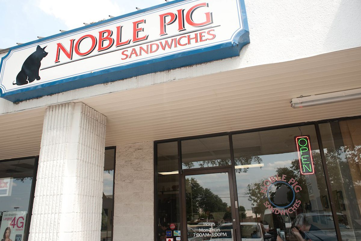 Noble Pig.