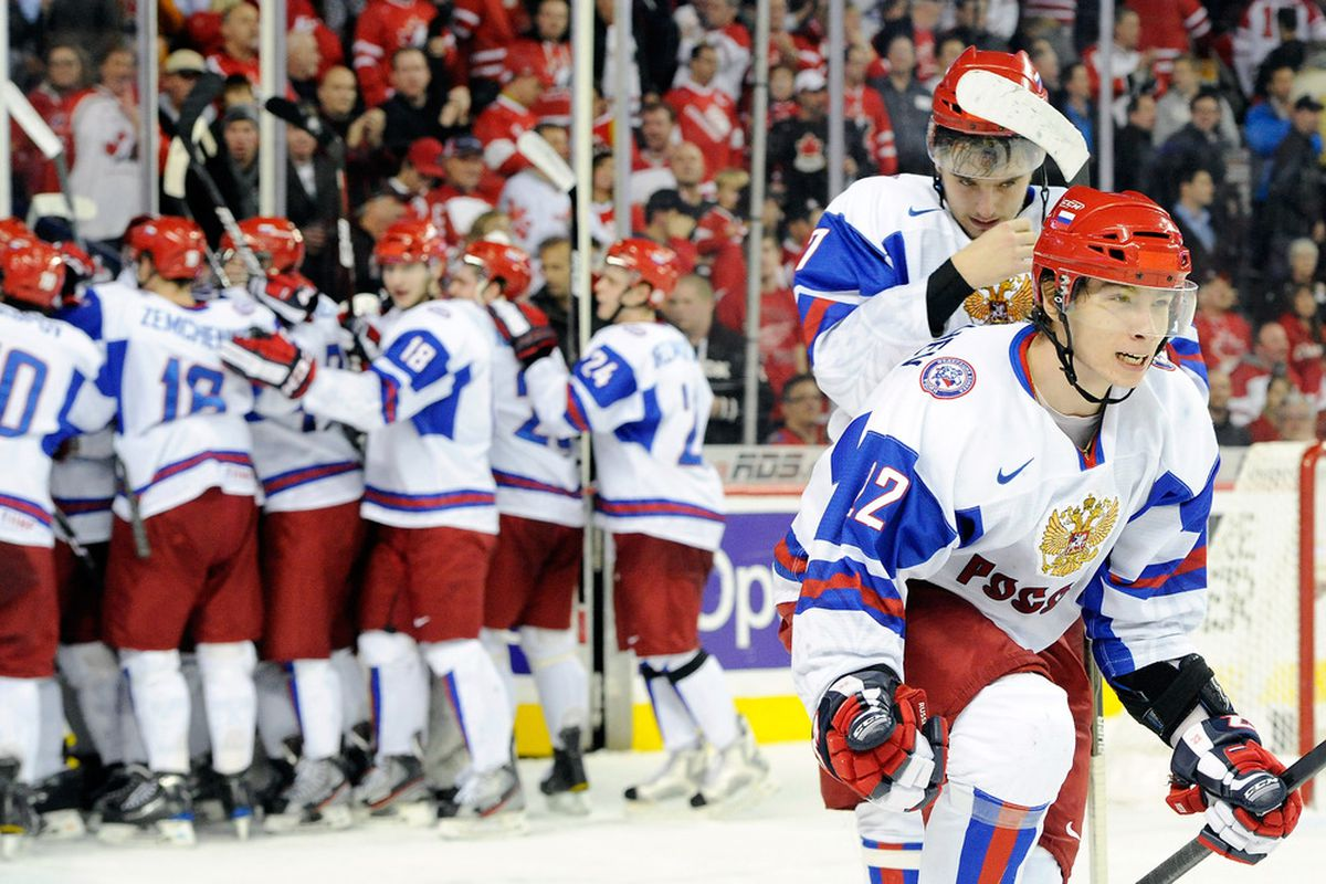 After a terrible tragedy, Russia deserves another shot at glory.