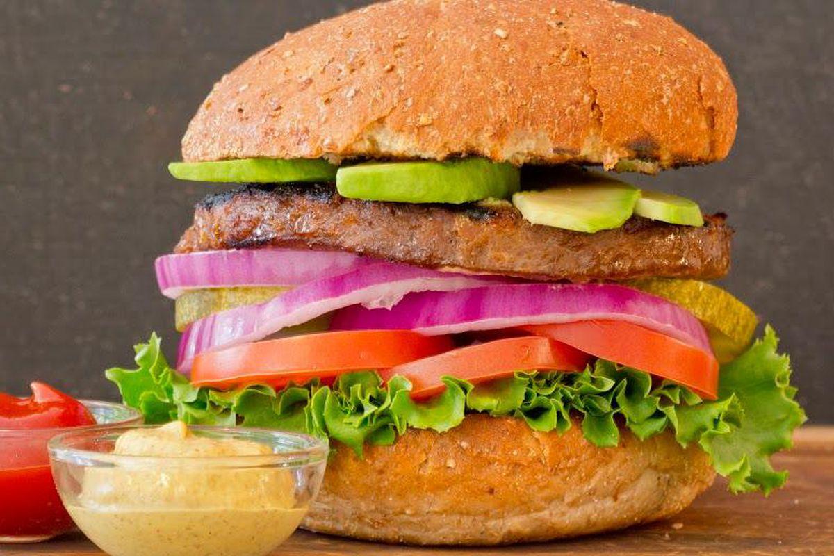 HipCityVeg sandwich