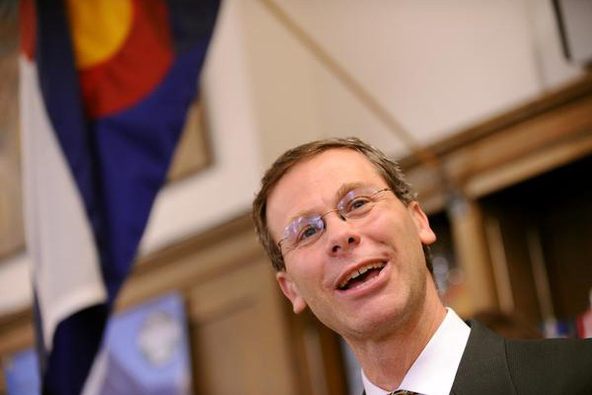 Tom Boasberg has been superintendent of Denver Public Schools for seven years. Hyoung Chang/ The Denver Post
