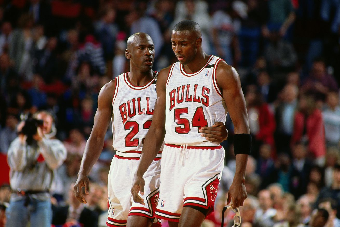 133066513.jpg.0 - Horace Grant's hatred of 'The Last Dance' isn't his first beef with MJ