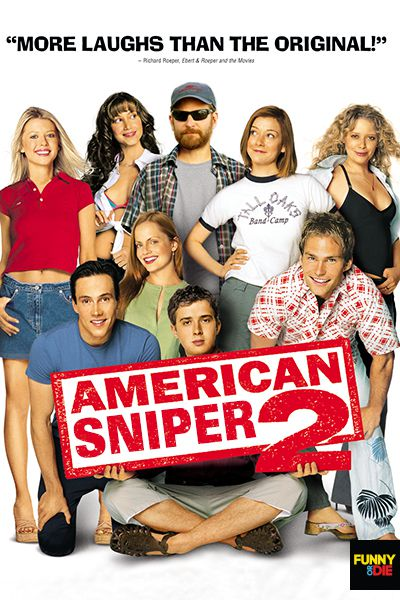 A Sneak Peek At The Future Of The American Sniper Franchise - Funny
