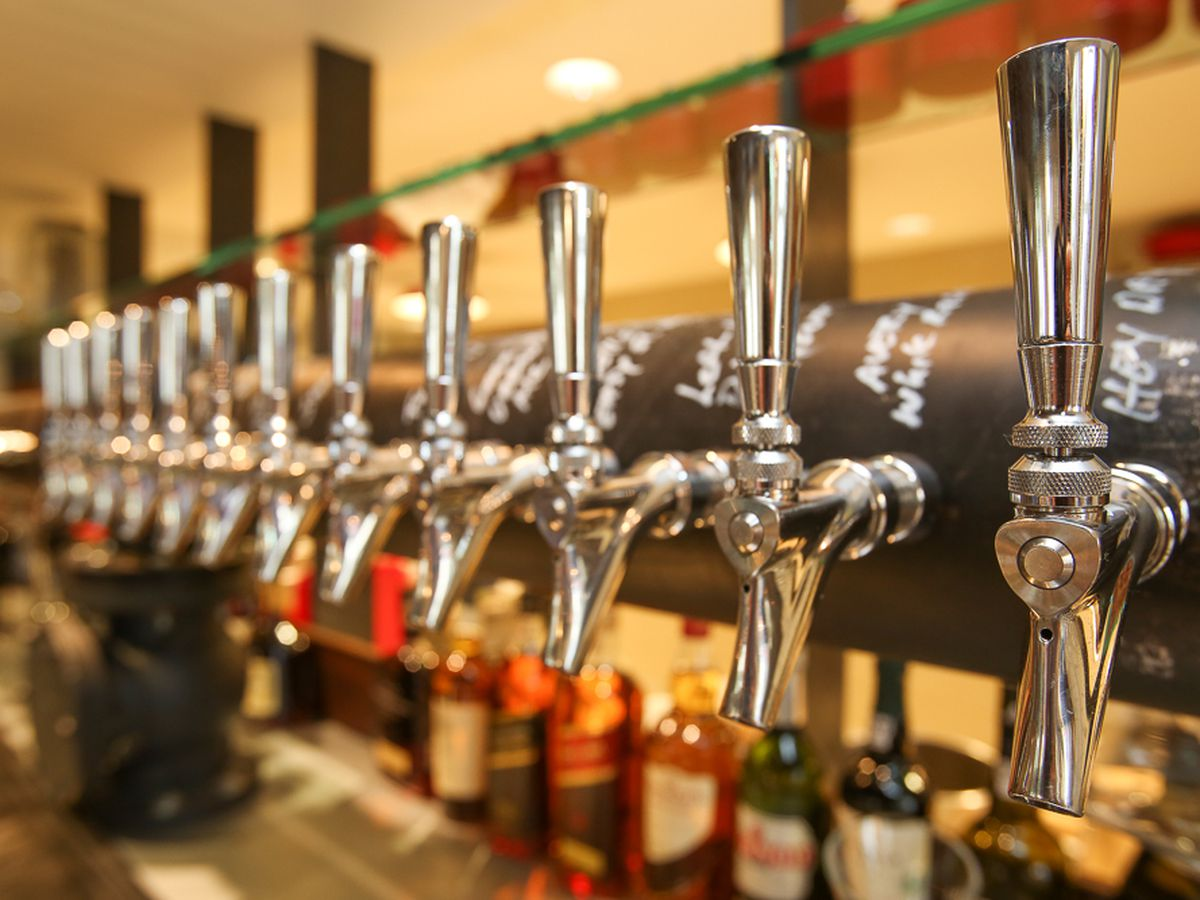 Custom tap system at the Nickel