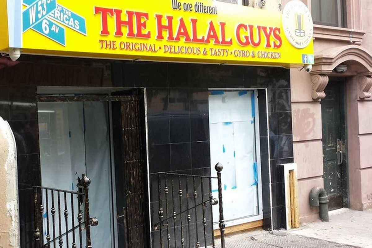 NYC's The Halal Guys is expanding to Houston, possibly this year.