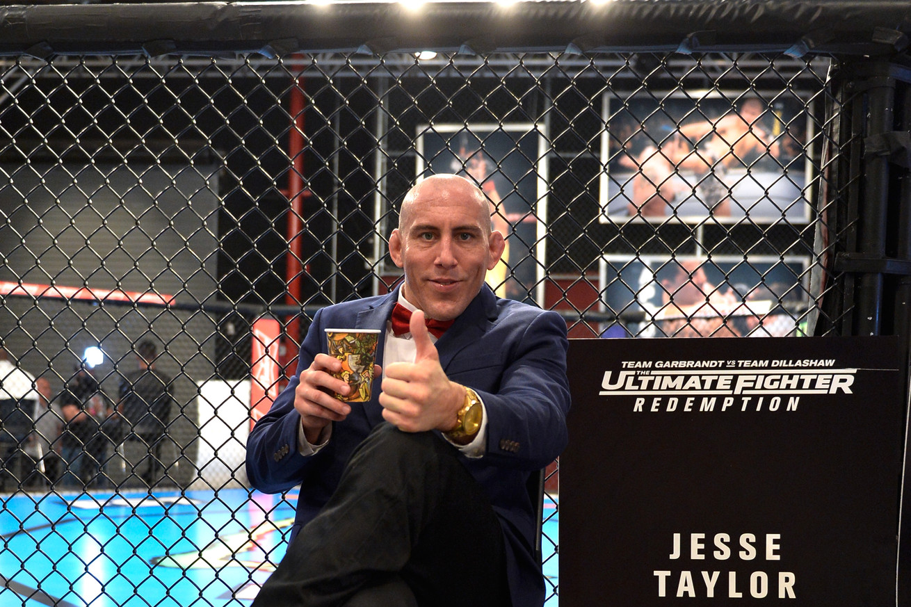 Jesse Taylor submits James Krause, meets Dhiego Lima at TUF Finale