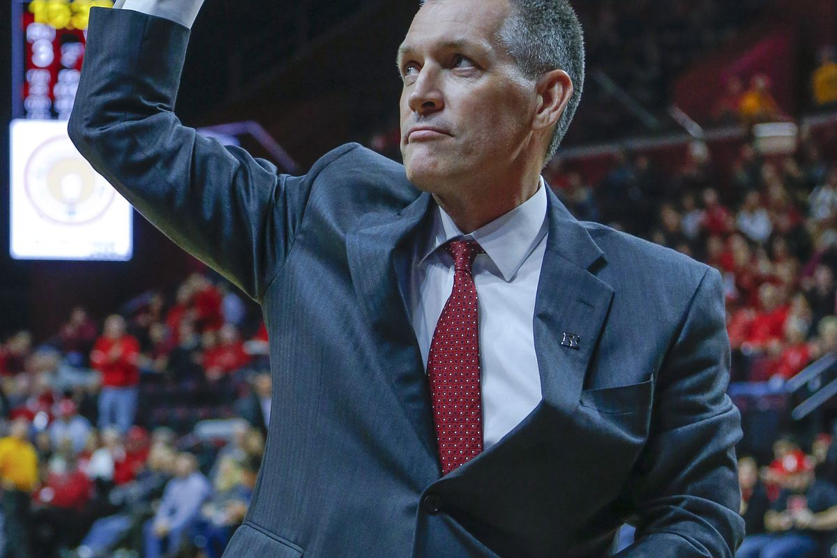 NCAA Basketball: Wake Forest at Rutgers