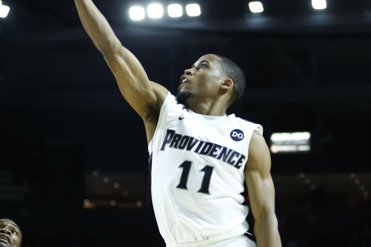Bryce Cotton will need another 20 points and 5 assist game to give the Friars a chance against Georgetown.