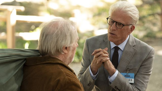 We have to go back (to the Good Place).