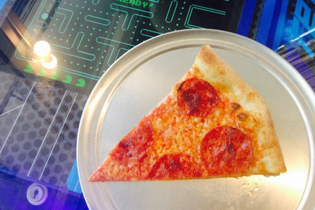 PS 35's pizza