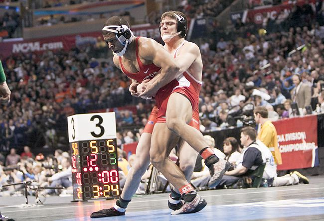 Rutgers Wrestling Ranked No  23 but look who is ahead of us