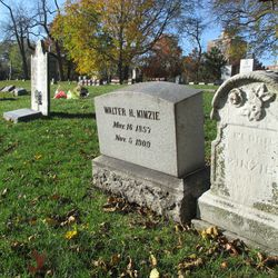 Sites of Walter and John Kinzie