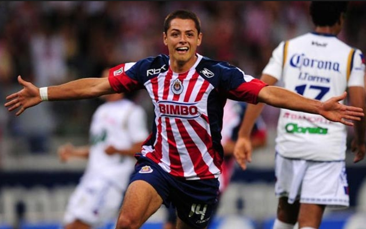 56261256393 Now Hernandez s favorite number is obviously his beloved  14. He has worn  that number since rising for Liga MX giants Chivas Guadalajara