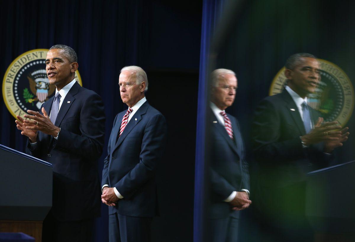 Biden listening