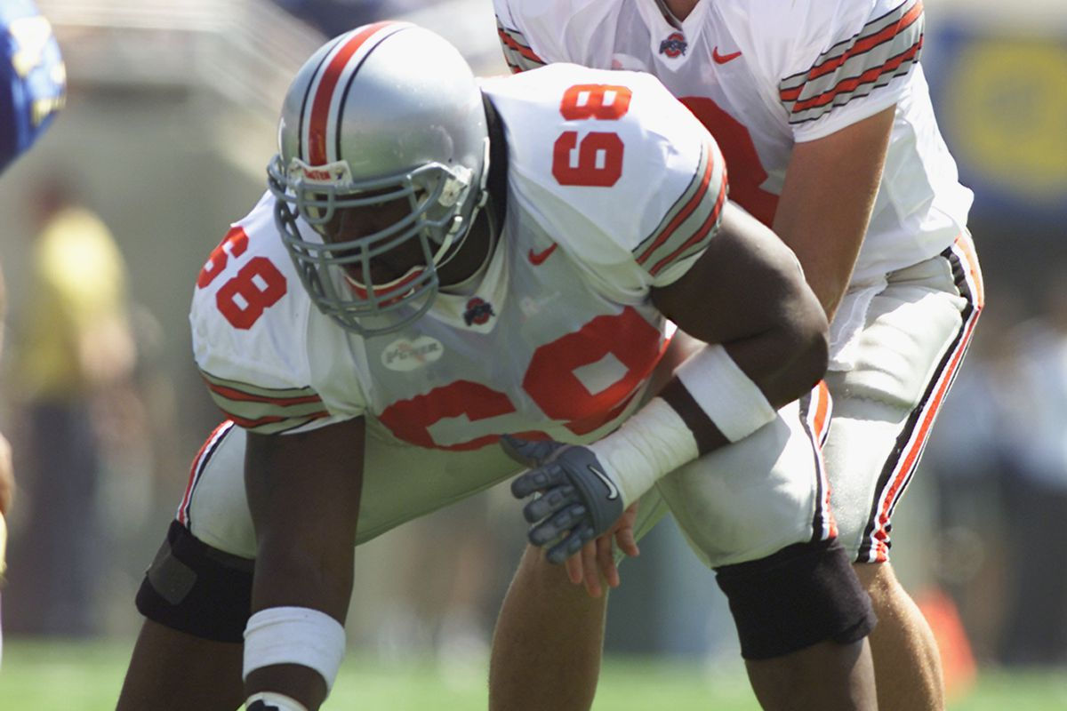Ohio State Football All Decade Team Lecharles Bentley Rob Sims And Adrien Clarke Land Grant Holy Land
