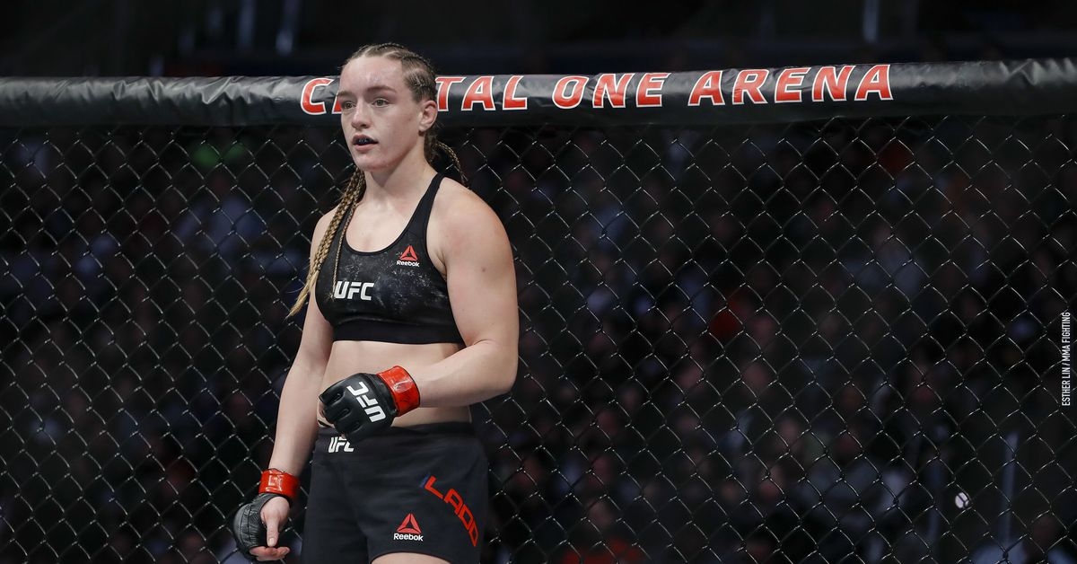 Aspen Ladd vs. Macy Chiasson rebooked for Oct. 2 UFC show
