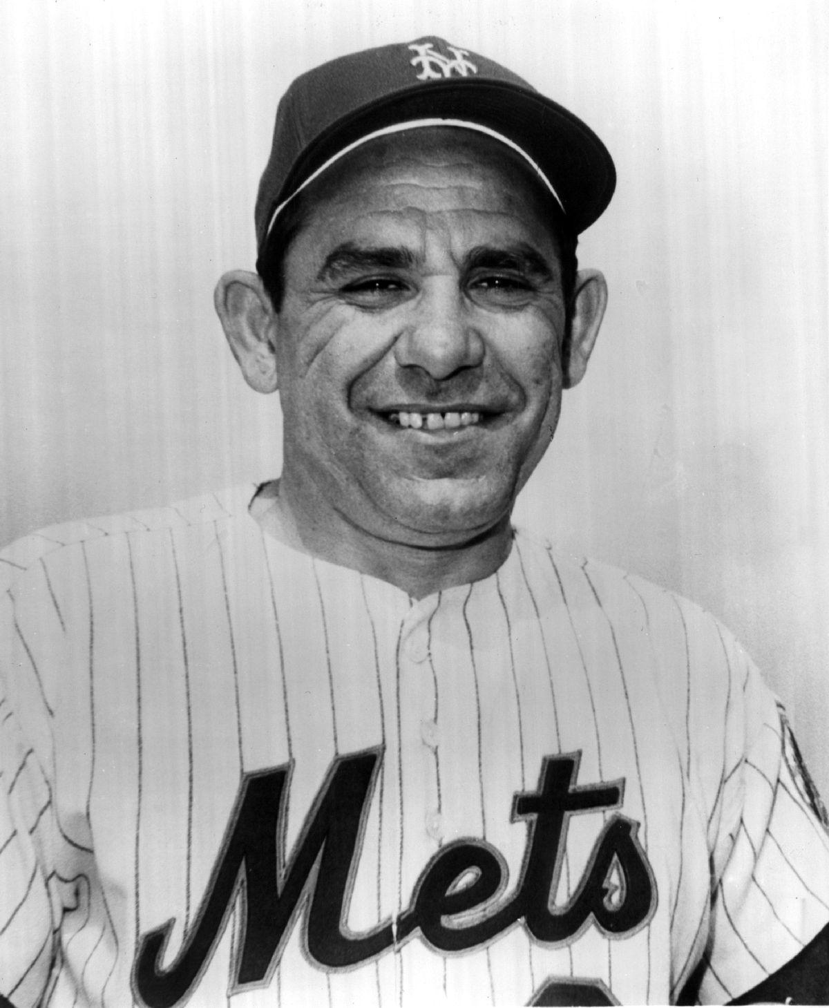 Yogi Berra - New York Mets