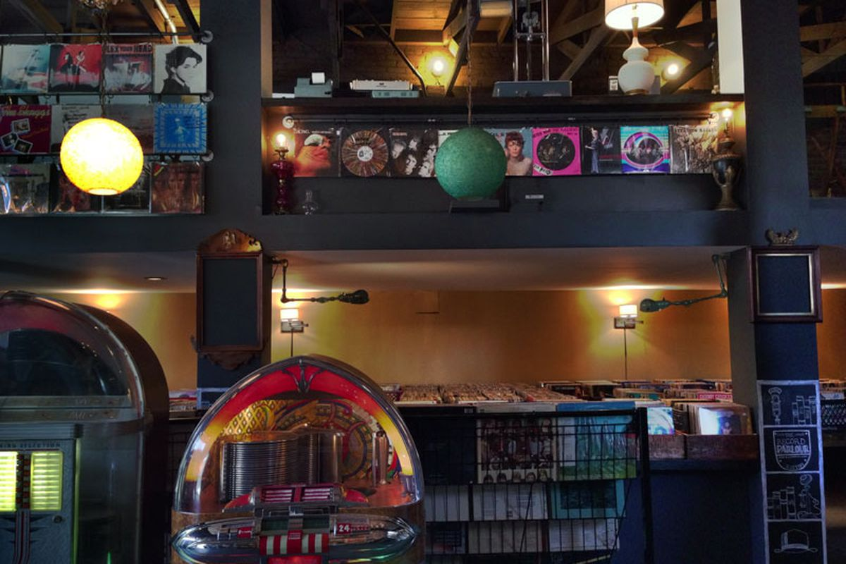 Photo: The Record Parlour
