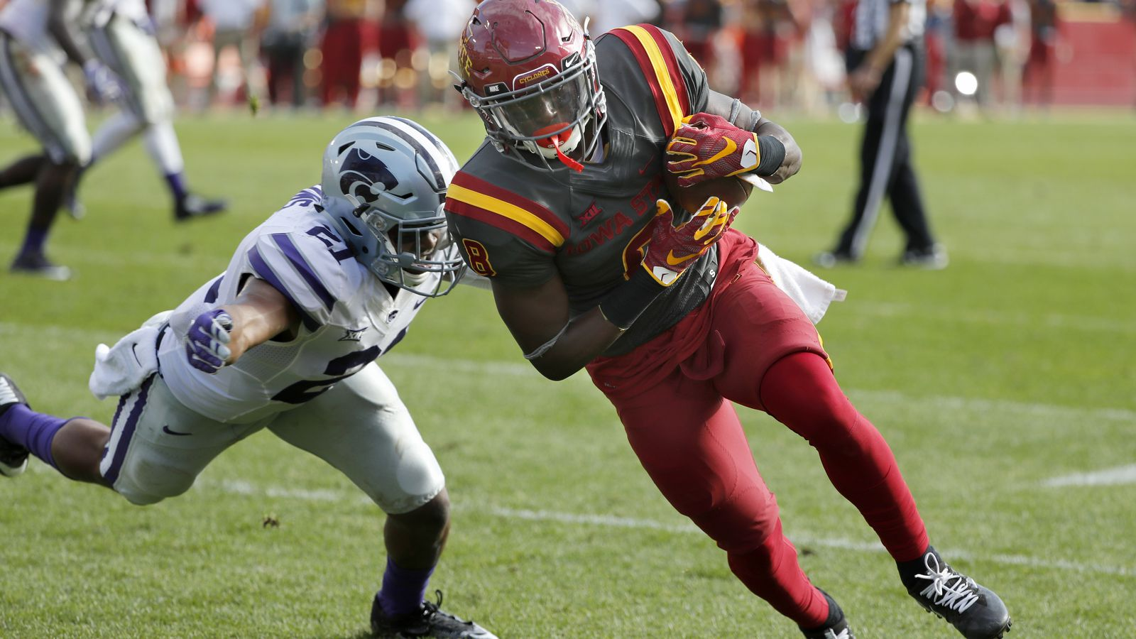 Get the latest Iowa State Cyclones news scores stats standings rumors and more from ESPN