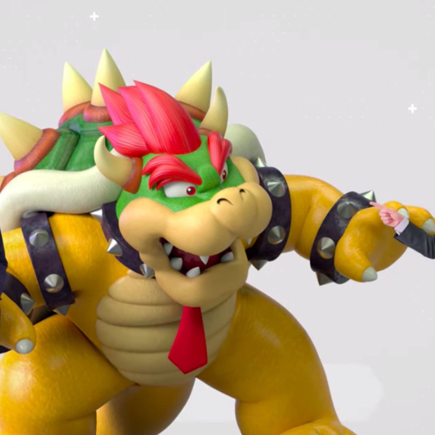 At E3, Nintendo riffs on Doug Bowser's name in the best way