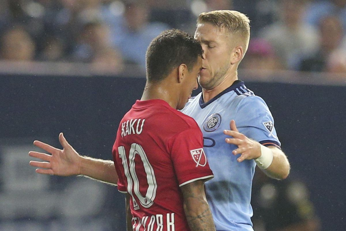 Back to the Bronx for another Hudson River Derby