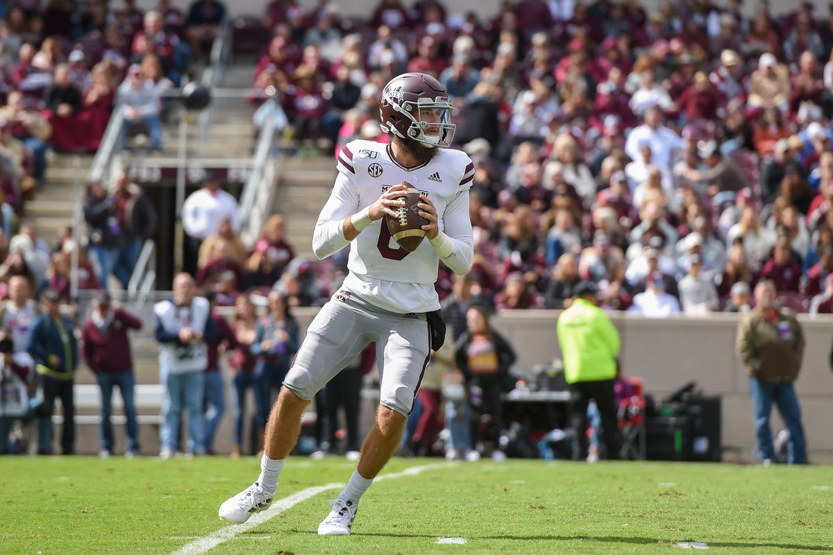 COLLEGE FOOTBALL: OCT 26 Mississippi State at Texas A&M