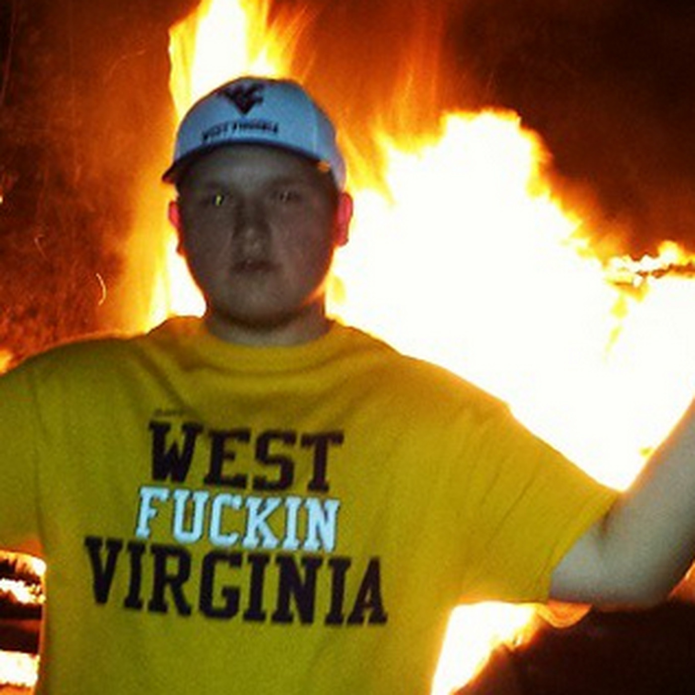 06daa5e8 West Virginia fans burn couches so often, outdoor furniture is now illegal  - SBNation.com
