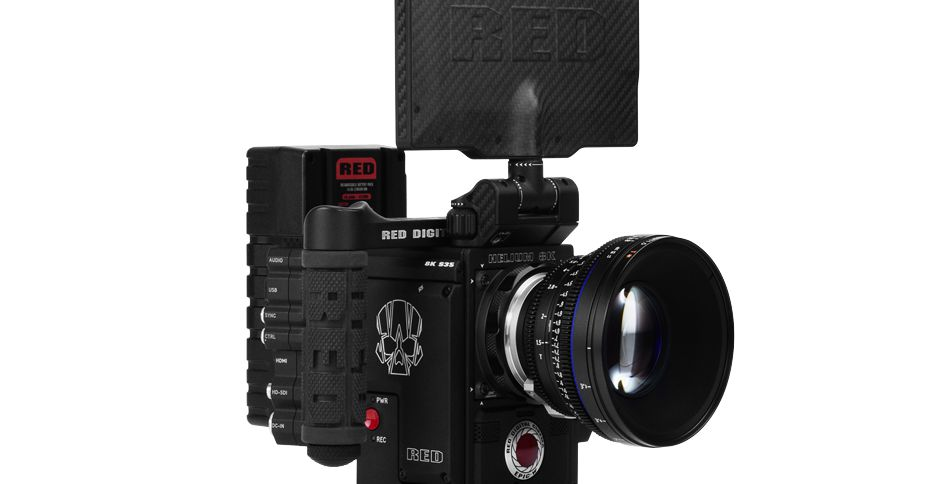 photo image Foxconn wants to make RED cameras $20,000 cheaper