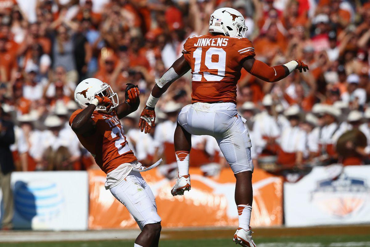 Texas Longhorns uniforms ranked best in the Big 12 - Burnt Orange Nation 3a4e8cf62