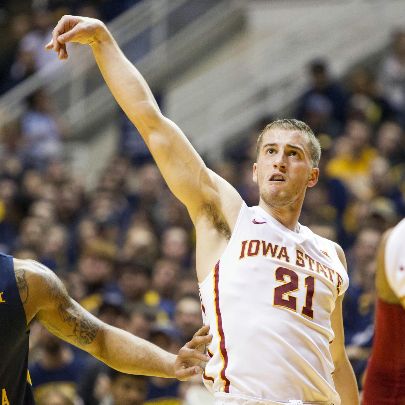 389819049 Matt Thomas is One of the Best Players in Iowa State History - Wide Right    Natty Lite