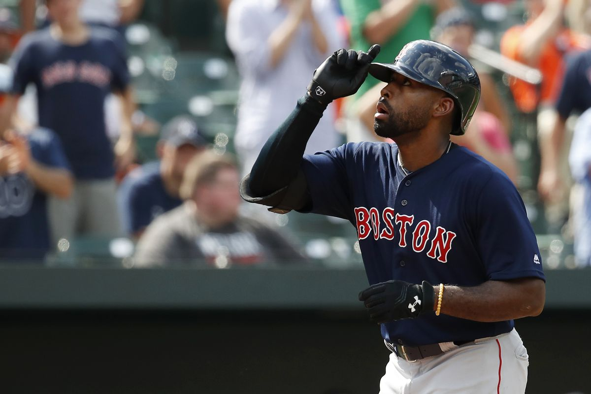 Boston Red Sox v Baltimore Orioles - Game One