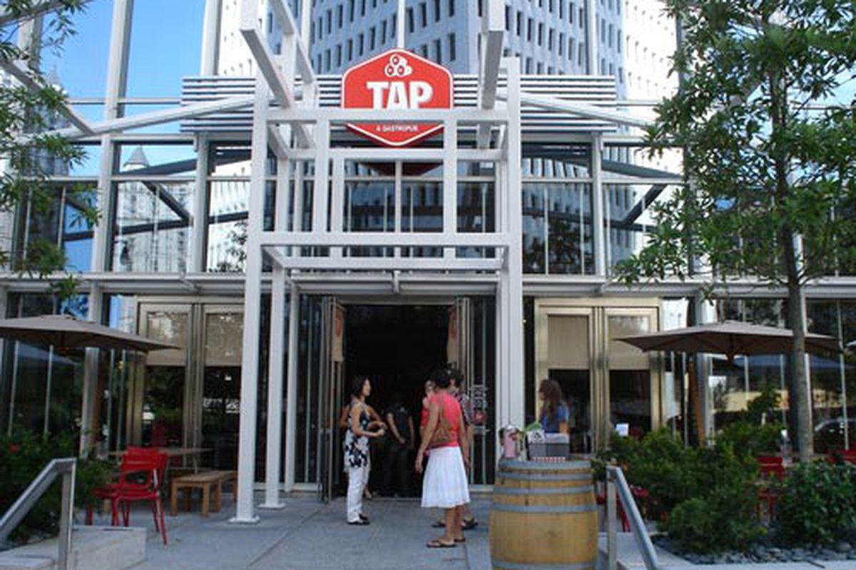 "TAP. Photo courtesy of <a href=""http://www.classiccitybrew.com/atlanta.html"">Classic City Brew.</a>"